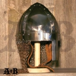 Spangenhelm with mail Size XL