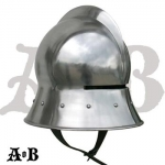 Kettle Hat Sallet Size XL