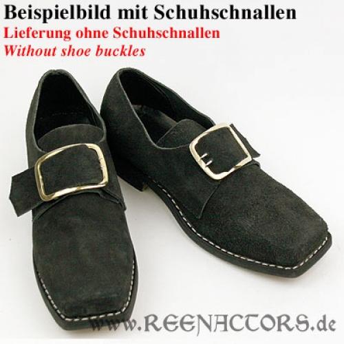 a2dd160bed10be Reenactors Shop - 18 Jahrhundert Herren Schuhe 39 schwarz ...